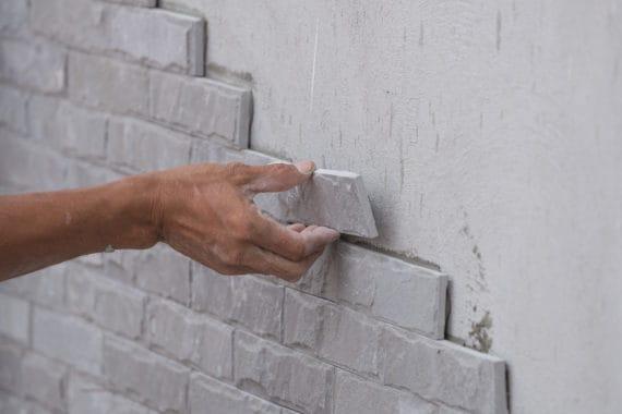 carrelage au mur