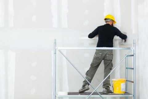 Création et rénovation d'un mur