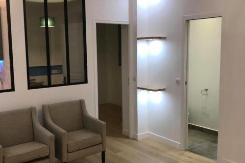 Rénovation d'un appartement de 35m² à Clichy